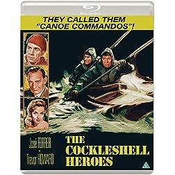 The Cockleshell Heroes Eureka Classics [Blu-ray]