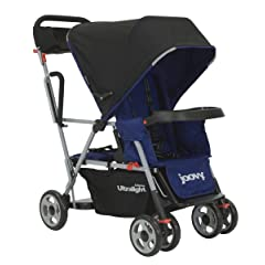 Joovy Caboose Ultralight Stroller Blueberry