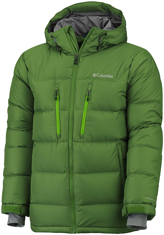 Columbia Herren Funktionsjacke Alaskan II Down Hooded Jacket, WM5491 günstig bestellen