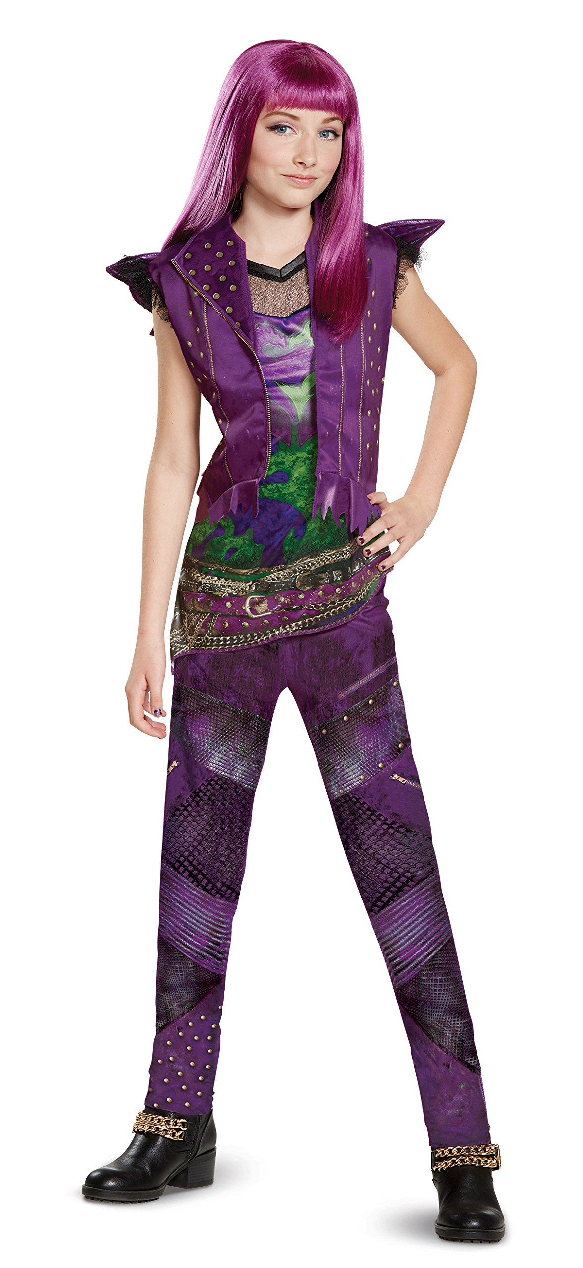 Mal Classic Descendants Disney Costume