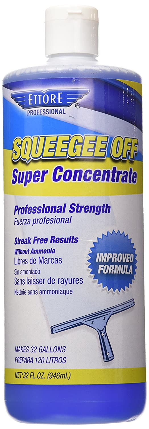 Amazon.com - Ettore 30116 Squeegee Off Window Cleaning Soap, 16 ...