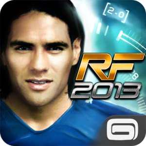 Real Football 2013 from Gameloft