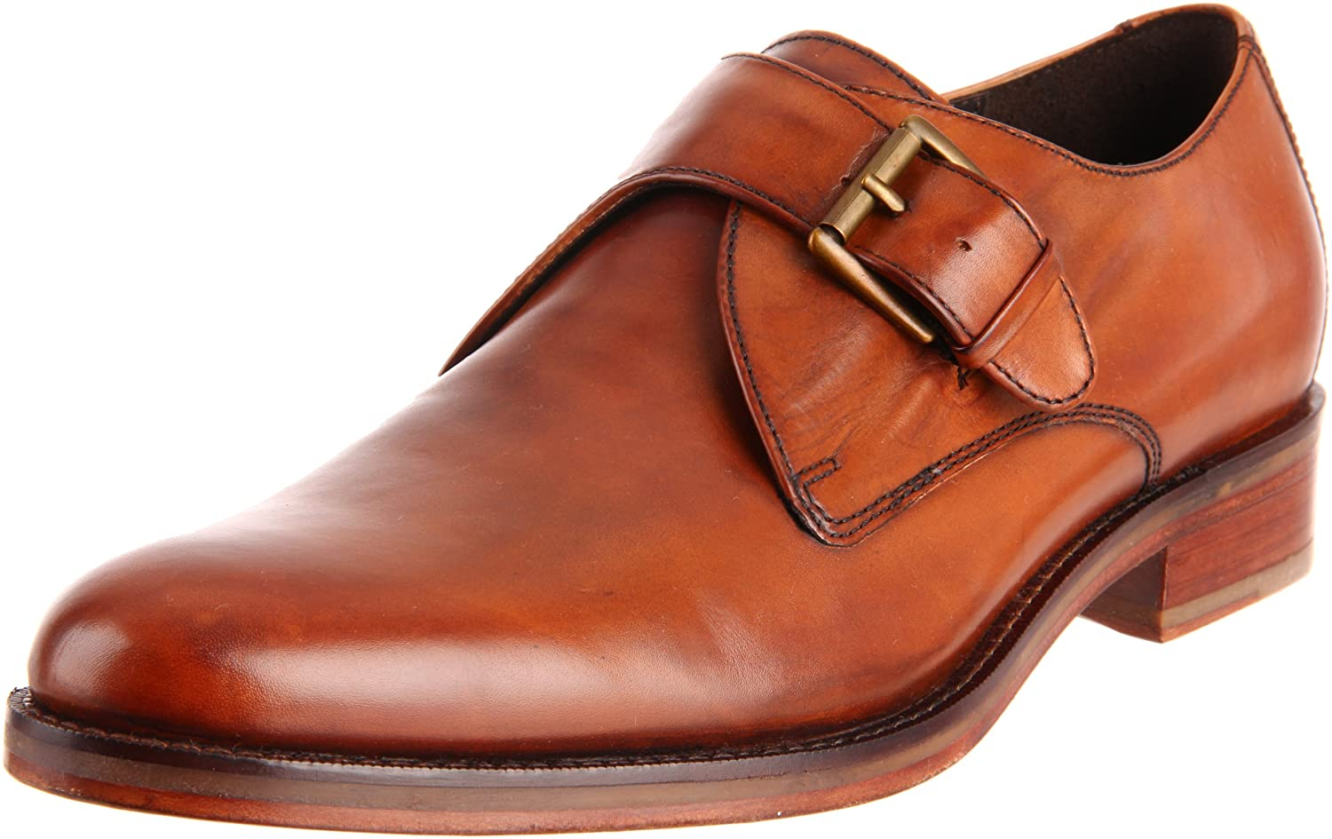 CoSTUME NATIONAL Single Monk Strap Oxford | DealTrend
