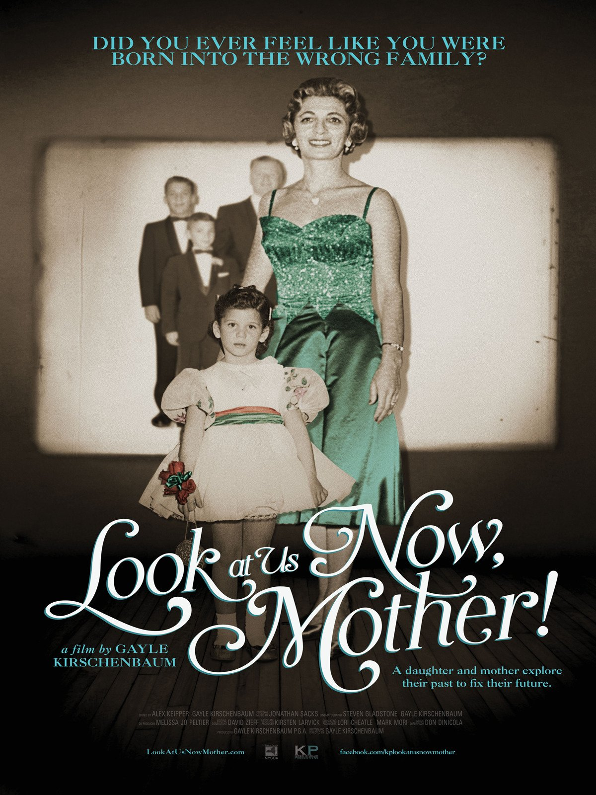 Look at us now mother! on Amazon Prime Instant Video UK