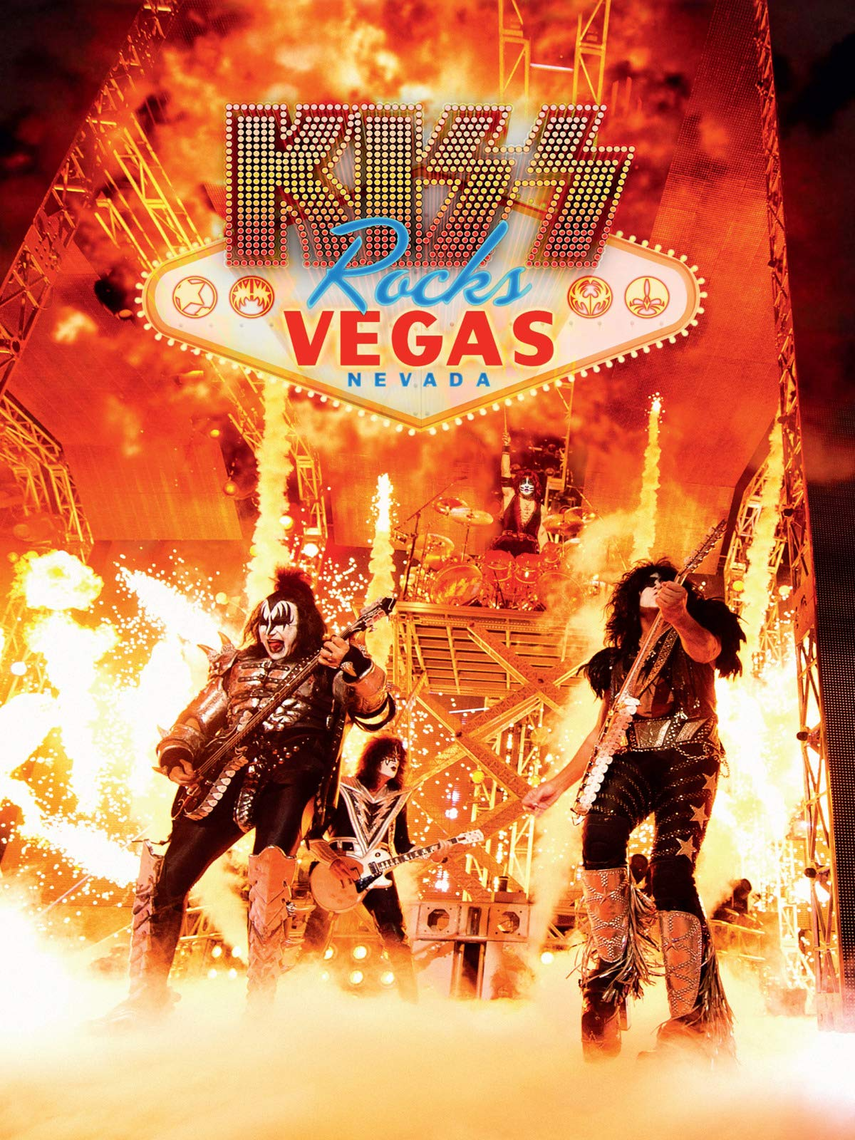 Kiss - Rocks Vegas on Amazon Prime Video UK