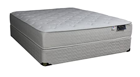 "Spring Air Rush 10 1/2"" Plush Mattress, Twin"