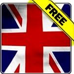 England flag free - lwp