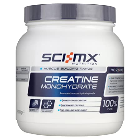Sci-MX Nutrition Creatine Monohydrate 500g