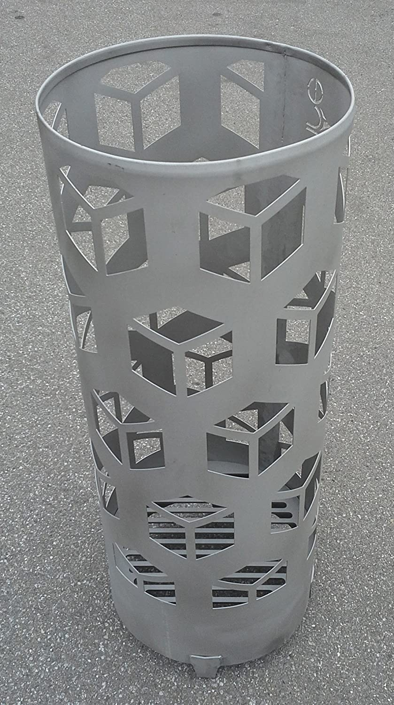 Feuersäule Feuerkorb CUBE rund Höhe: 103cm Durchmesser: 39cm jetzt bestellen