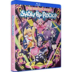 Show by Rock!!: The Complete Series [Blu-ray]