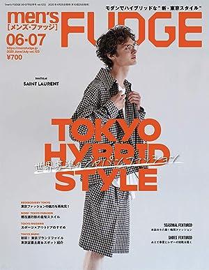 men's FUDGE - メンズ ファッジ - 2020年 6月・7月合併号 Vol.123 (日本語) 雑誌