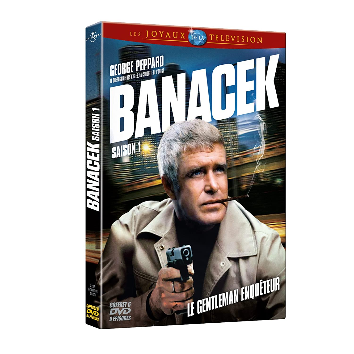Dvd banacek saison 1 neuf ebay for Diamants sur canape