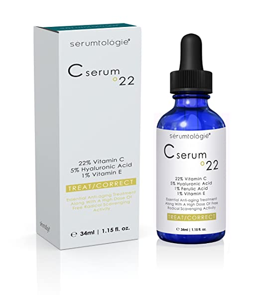 Serumtologie Vitamin C Face Serum Review
