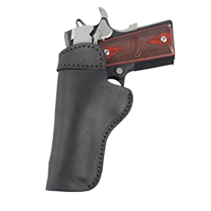 Relentless Tactical The Defender Leather IWB Holster - Fits Most