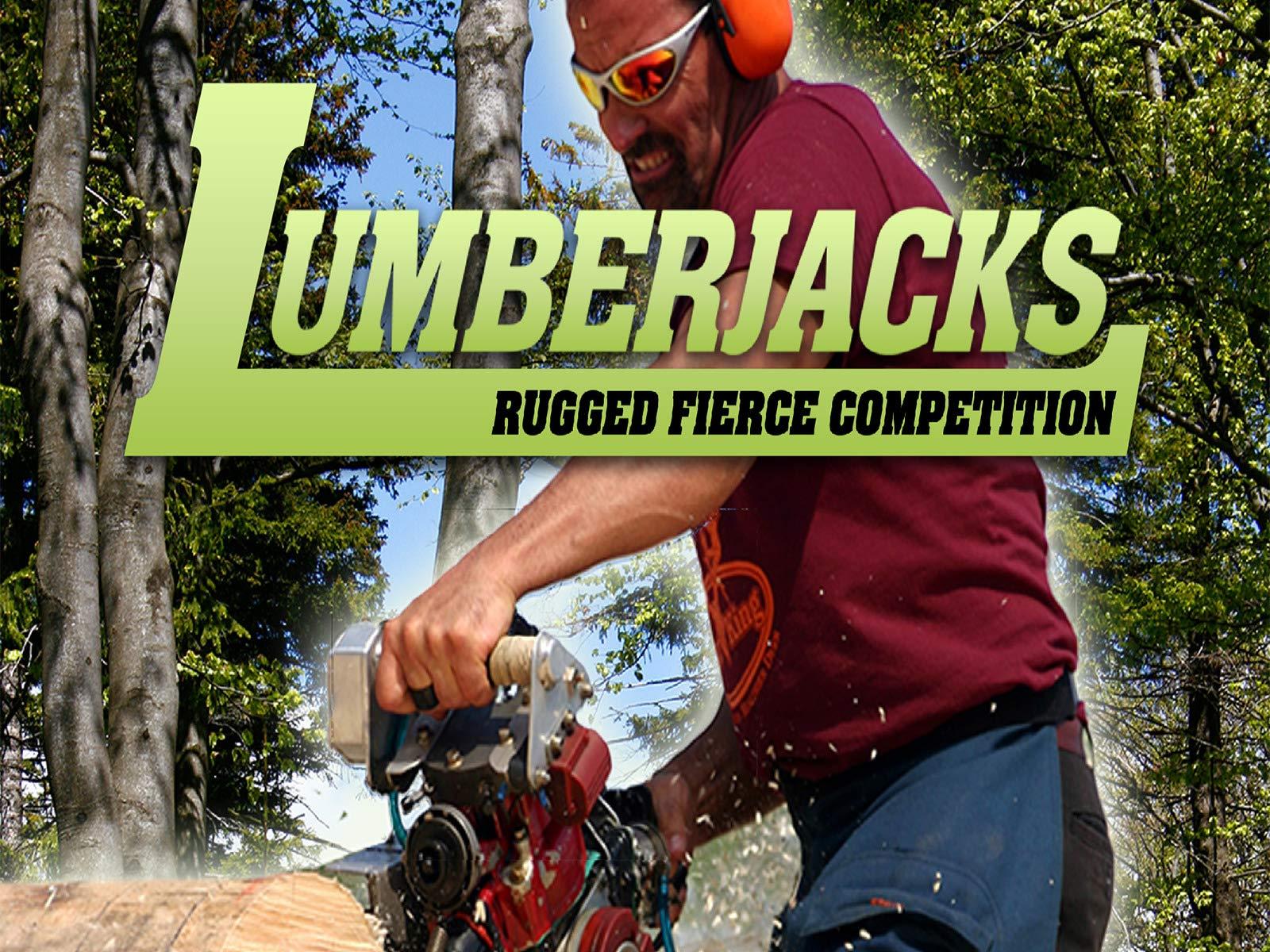 Lumberjacks on Amazon Prime Instant Video UK