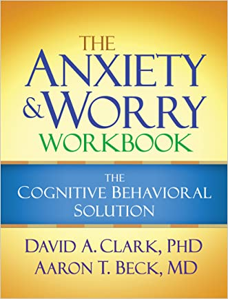 Anxiety and Worry Workbook