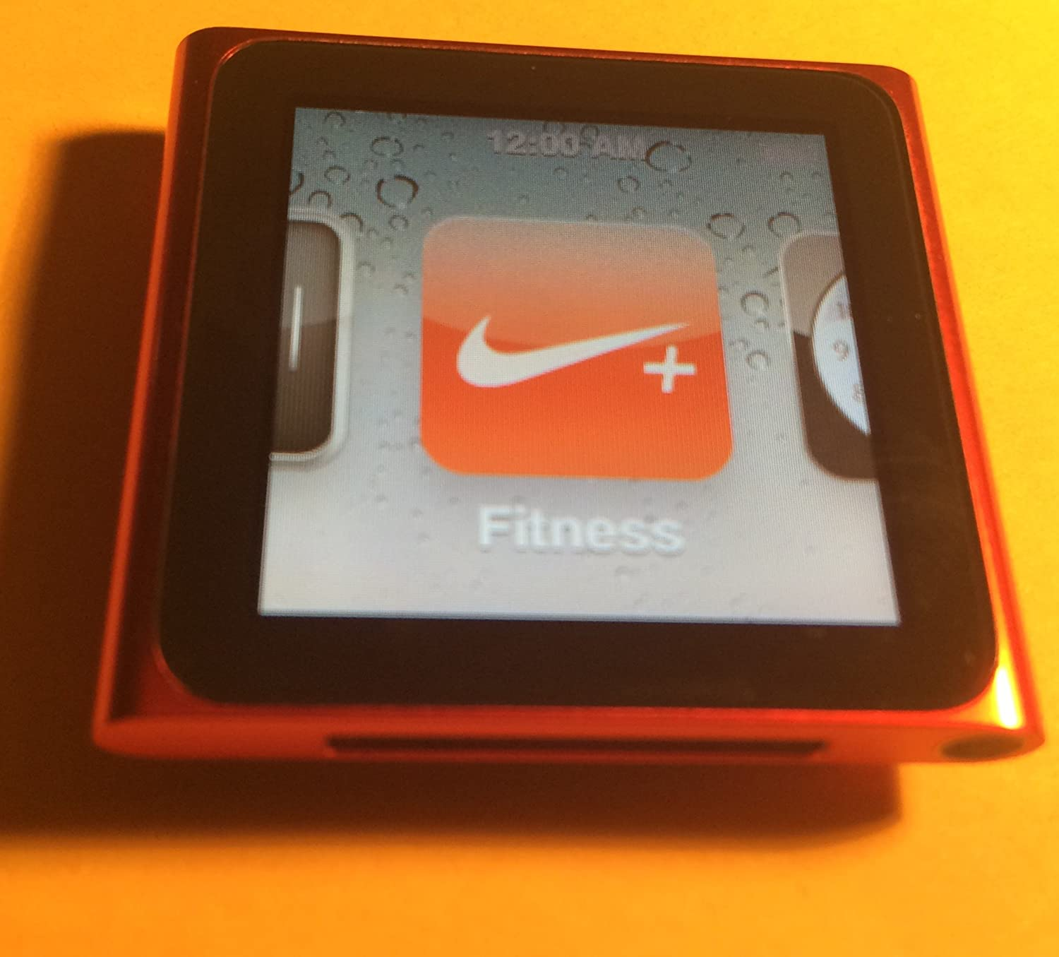 Apple iPod Nano 8GB RED (6th generation) - Special Edition MC693LL/A apple ipod nano chromatic 4g 8gb