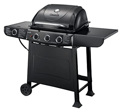 Char-Broil Quickset 3-Burner Gas Grill Via Amazon