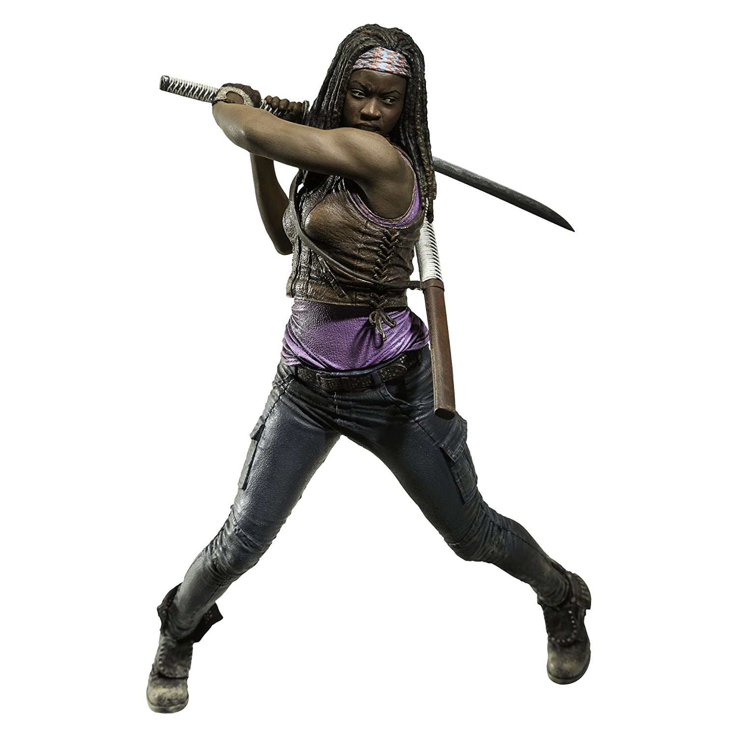 Michonne Walking Dead Deluxe