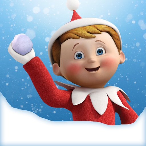 Snowball Fight - Elf on the Shelf - Christmas Game