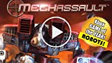 Classic Game Room - MECHASSAULT Review For Xbox