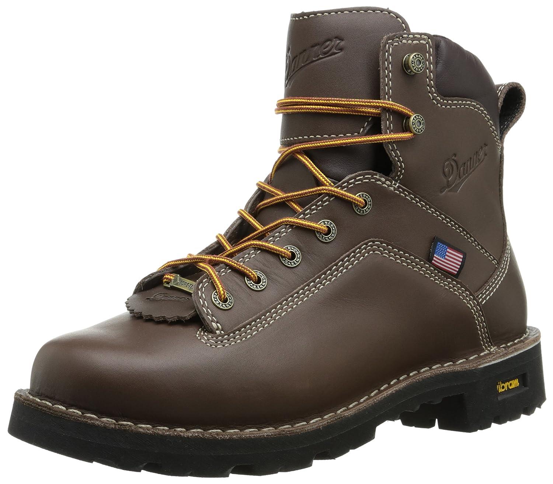 Danner Men's Quarry USA 6-Inch BR Work Boot