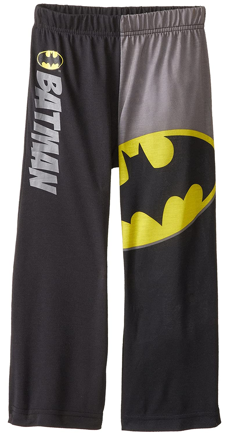 Intimo Little Boys' DC Comics Pajama Pant Batman Extreme Logo