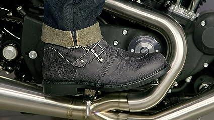 Stylmartin cafe racer cRUISE moto bottes noir taille 43