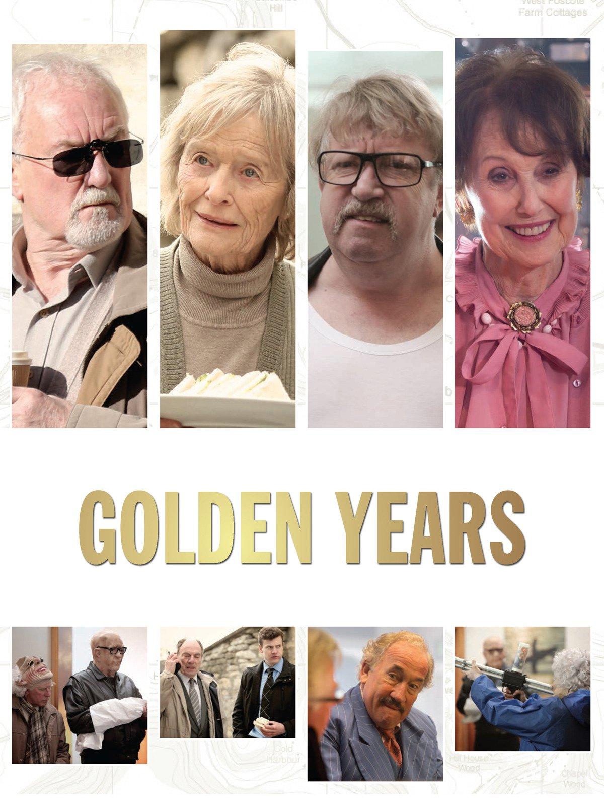 Golden Years on Amazon Prime Instant Video UK