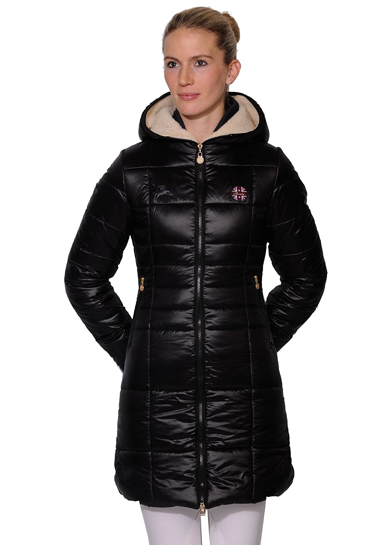 Spooks Mantel Light Coat black XS-XXL kaufen