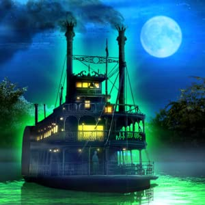 Midnight Mysteries: Devil on the Mississippi (Kindle Tablet Edition) by MUMBOJUMBO MOBILE, LLC