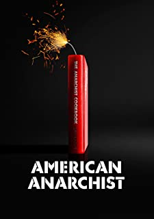Book Cover:  American Anarchist