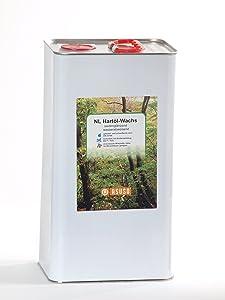 Asuso Nature Line NL HartölWachs 5 Liter seidenmatt  BaumarktKundenberichte und weitere Informationen