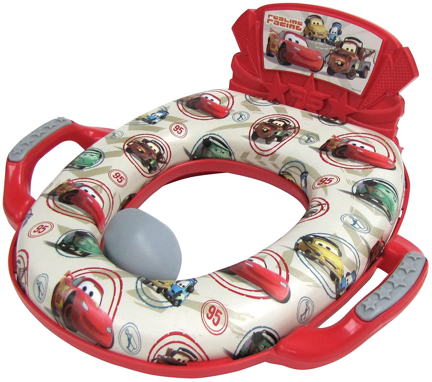 Disney Cars Deluxe Potty Seat with Sound