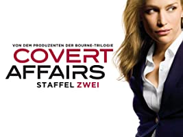 Covert Affairs - Staffel 2
