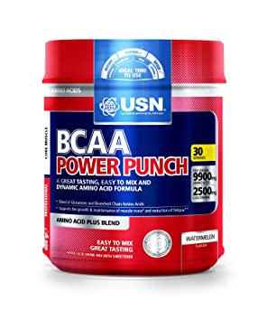 USN BCAA Power Punch 400g Watermelon