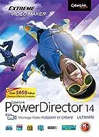PowerDirector Ultimate est le logiciel de montage vidéo le plus rapide et le plus flexible. Embarqué avec le moteur de rendu 64 bits TrueVelocity™, PowerDirector fournit un rendu vidéo  incroyablement rapide des vidéos HD incluant l'Ultra HD ...