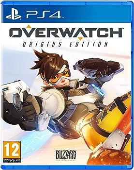 Overwatch Origins PS4 Game