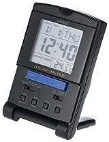 Casio PQ15-1K con alarma de viajero y termómetro