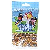 Perler Beads Fuse Beads for Crafts, 1000pcs, Metallic Mix (Color: Metallic Mix)