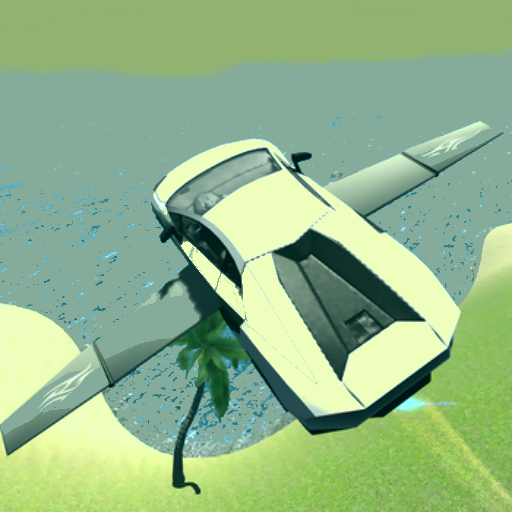 Flying Cars Drivings Simulator