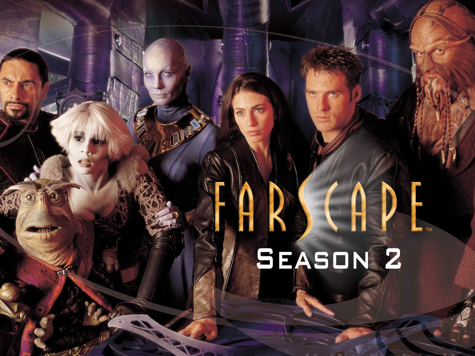 Farscape on Amazon Prime Video UK