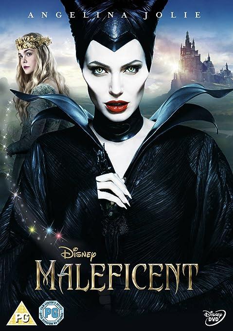 Maleficent [DVD]: Amazon.co.uk: Angelina Jolie, Elle Fanning, Sharlto Copley, Robert Stromberg: DVD & Blu-ray