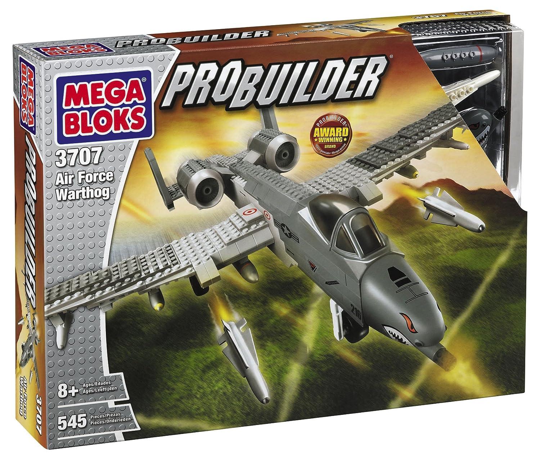 Mega Bloks 3707-Air Force Warthog als Weihnachtsgeschenk