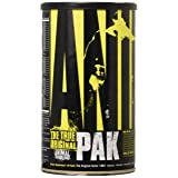 Animal Pak, 44 Packets, 22 Servings by Universal Nutrition (Color: 44 Ea, Tamaño: One Size)
