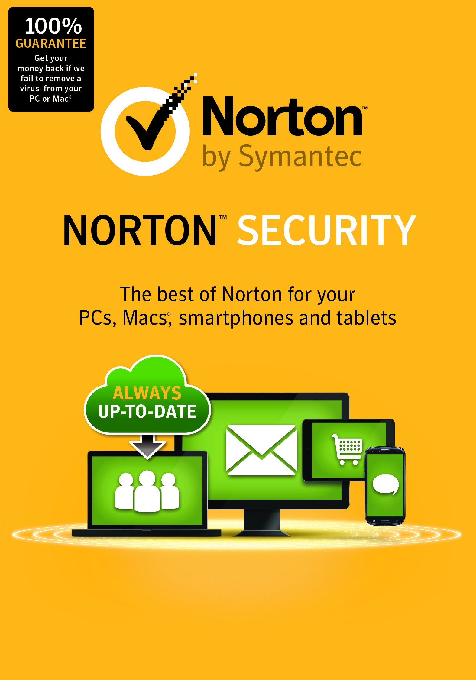 Norton Security Antivirus Software