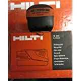 HIlti 418009 Battery pack B 36/3.0 Li-Ion cordless systems (Color: red & black)