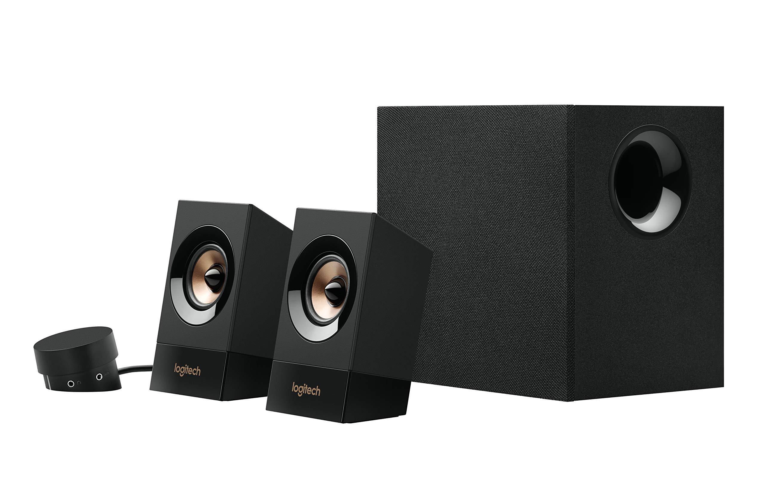 로지텍 멀티미디어 스피커 시스템 Z533 Logitech Multimedia Speaker System Z533