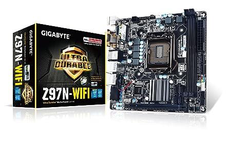 Gigabyte Z97N-WIFI Carte Mère Intel Mini ITX Intel Socket 1150