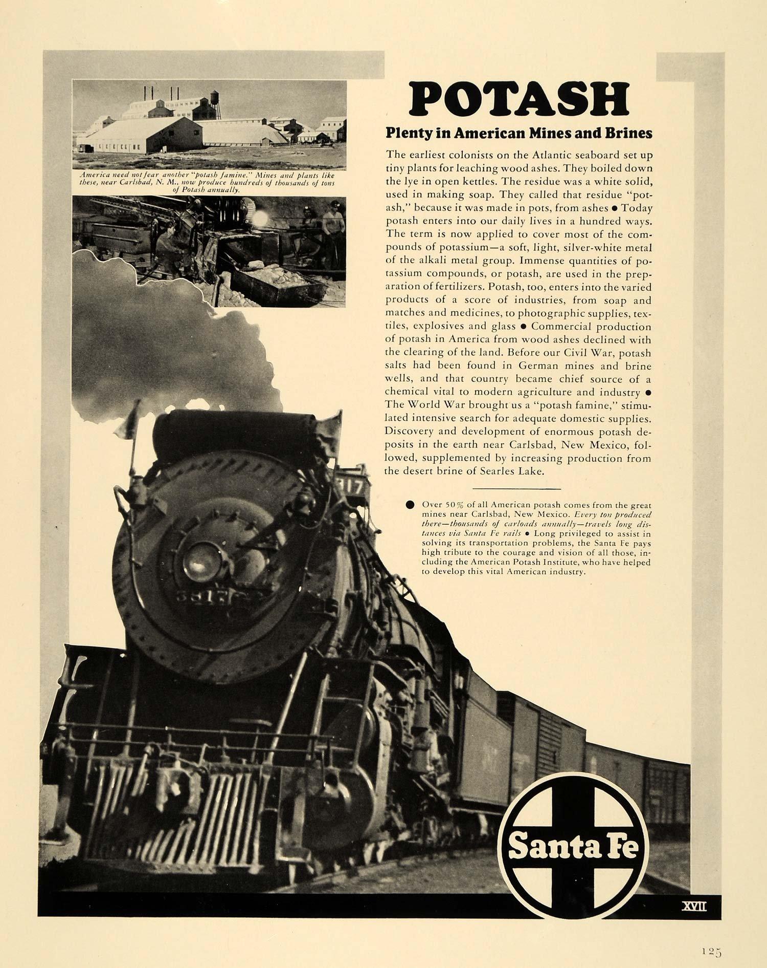 Buy American Potash Now!